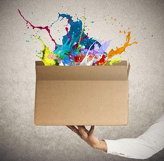 Showcase your creativity
