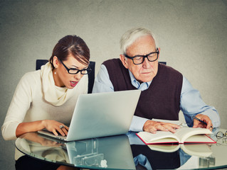 Advice to Millennials Working with Baby Boomers