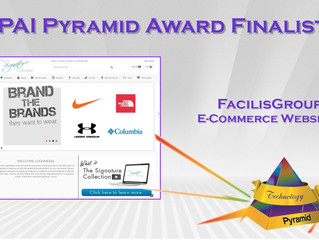 Facilisgroup Wins PPAI Pyramid Award