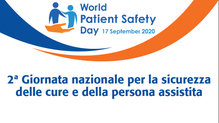 World Patient Safety Day - 17 September 2020