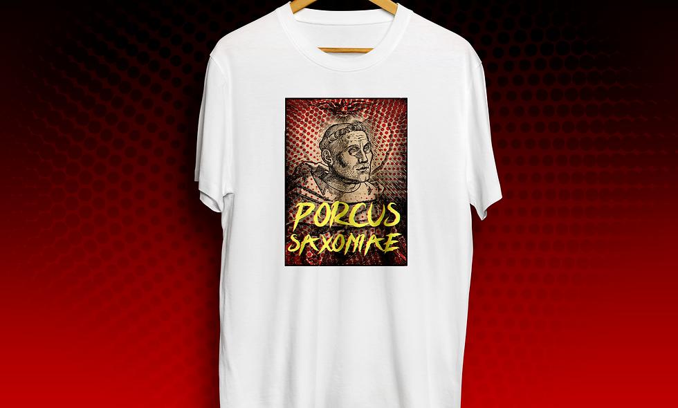 Camiseta Porcus Saxoniae