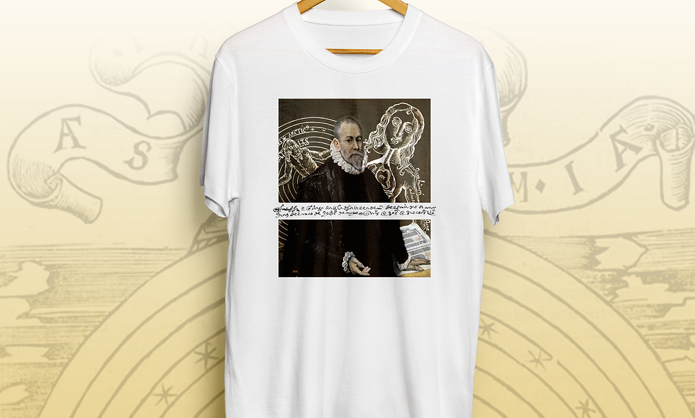 Camiseta Gómez Pereira