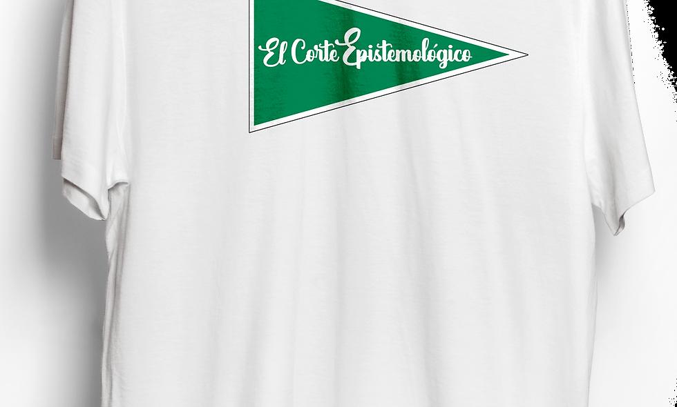 Camiseta El Corte Epistemológico