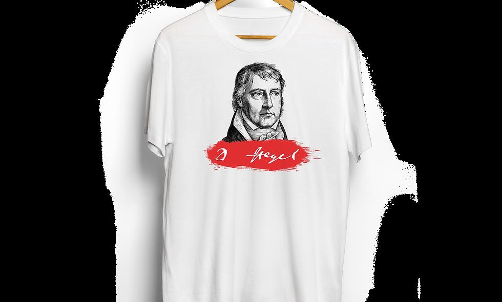 Camiseta Firma Hegel