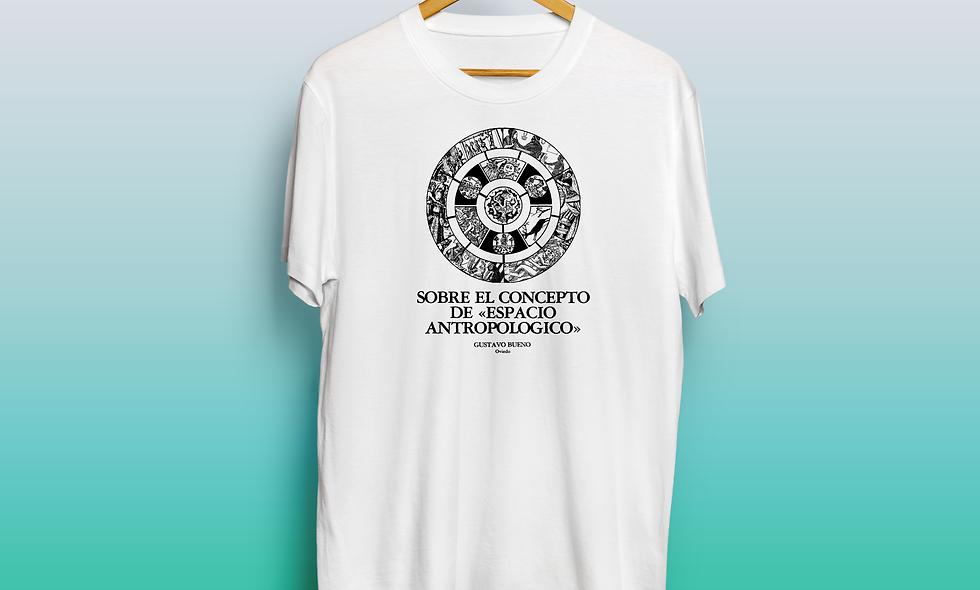 Camiseta Sobre el concepto de «Espacio Antropológico»