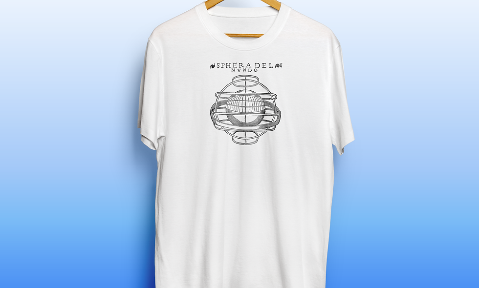 Camiseta Sphera del Mundo