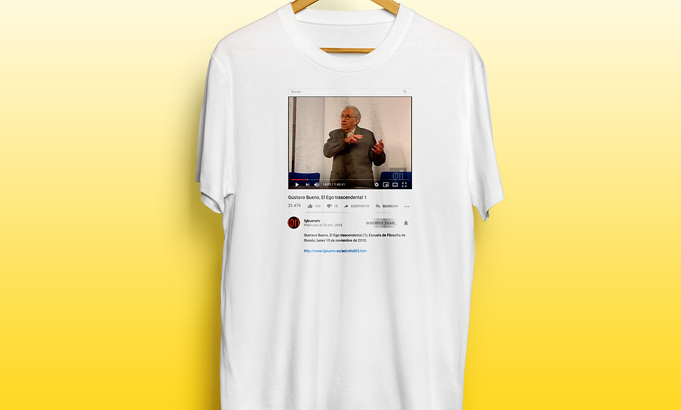 Camiseta Conferencia Digital