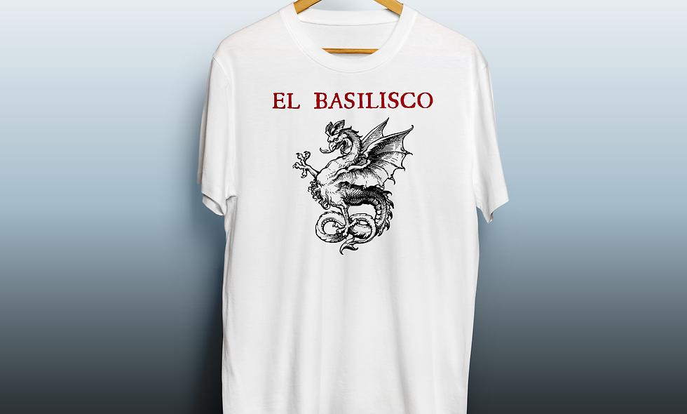 Camiseta El Basilisco