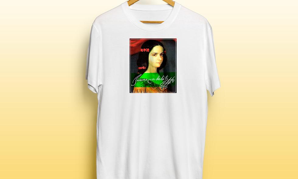Camiseta Firma Juana Inés de la Cruz
