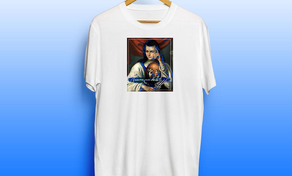 Camiseta Firma Sor Juana Inés de la Cruz