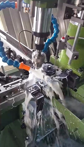 Reciprocating Tapping Machine