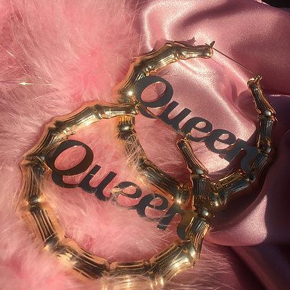 Queen Earrings