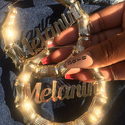 Melanin Earrings