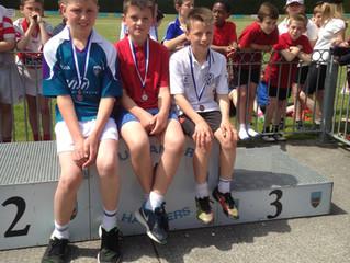Lúthchleasaíocht Scoile Contae Laoise/ Schools' Track and Field