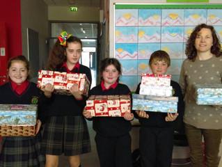 Boscaí Nollag/ Christmas Box Appeal