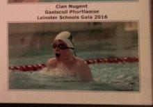 Gala Shnámha 2016/ Gaelscoil Pupil Reaches All Ireland Swimming Finales