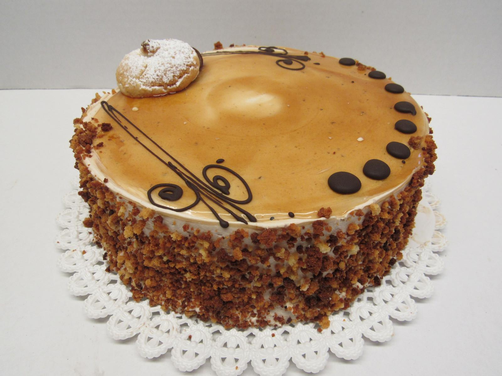 Amaretto Fruit Cake