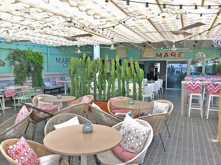 mare beach calpe restaurant muyelena