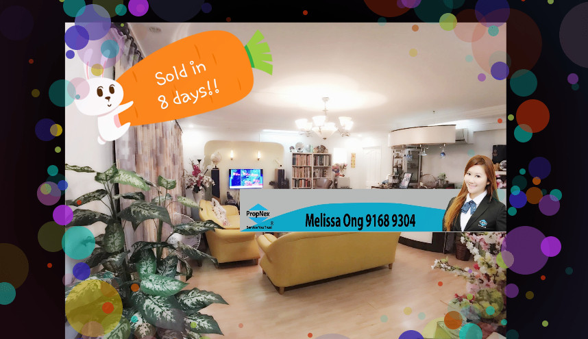 4A 453 Pasir Ris Low Floor sold in 3 viewings at seller expected price