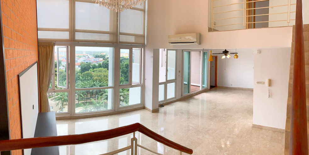 Changi Rise Penthouse Sold at $2.181m, above last highest transacted penthouse in the project
