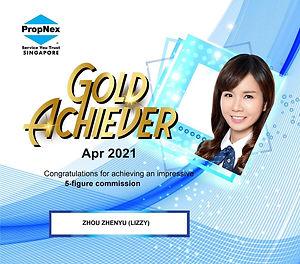 Lizzy Gold Achiever April 21.jpg