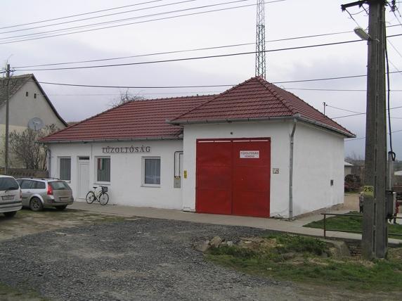 Régi tűzoltóépület