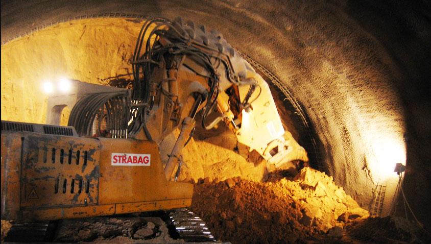 M6 alagútlánc