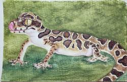 #230 Jeypore Ground Gecko