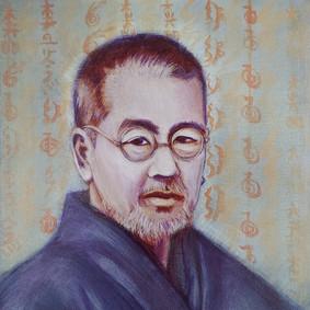 Doctor Mikao Usui, Reiki Master healer