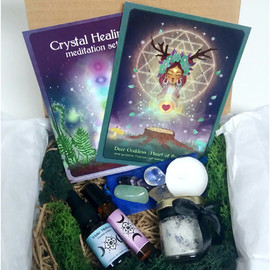 Gift set and Oracle Card