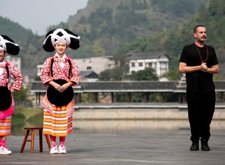 Peking Express is on air on Italian RAI 2