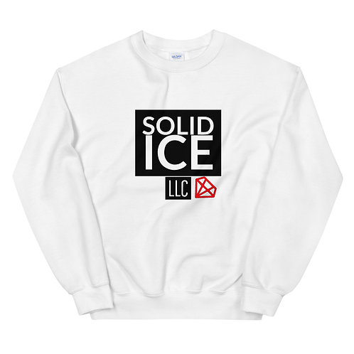 Solid Ice Logo Sweatshirt