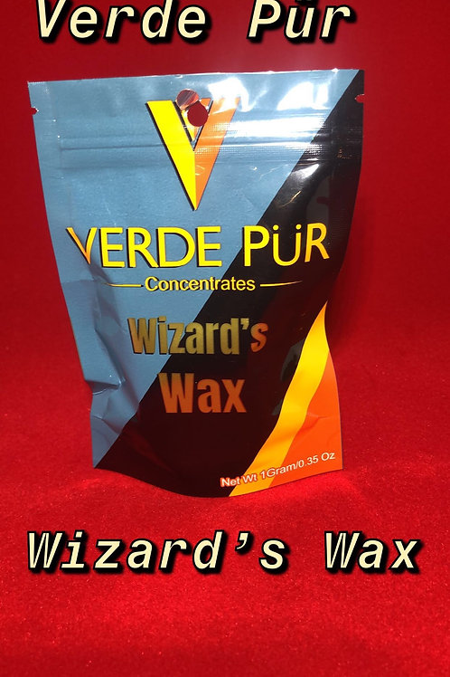 Verde Pur Wizard's Wax