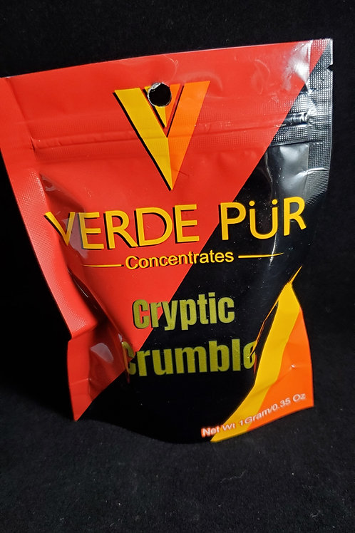 Verde Pur Cryptic Crumble
