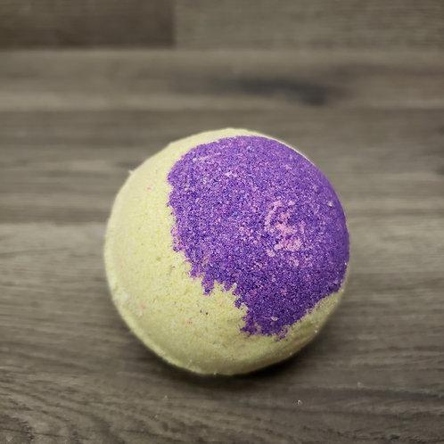 Lemon Lavender Bath Bomb