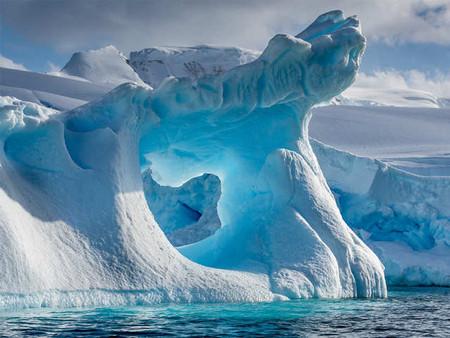 Científicos detectan alarmante anomalía en el glaciar del juicio final
