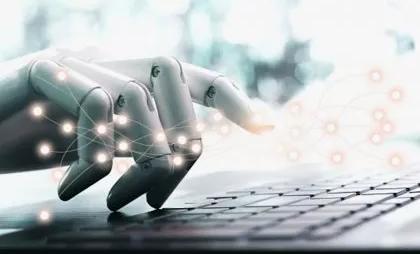 """Robot escribe artículo y entrega inquietante mensaje """"no tengo deseos de acabar con los humanos"""""""