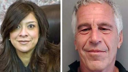 Matan a tiros a hijo de la jueza que investiga caso Jeffrey Epstein y dejan herido a su esposo