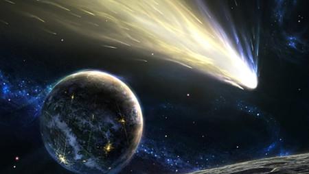 Planeta o cometa gigante, sumamente excéntrico se acerca a nuestro sistema solar