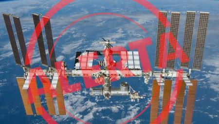 Suenan las alarmas en la ISS ¿Qué está sucediendo arriba?