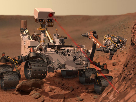El rover Curiosity descubre que la evidencia de vida pasada en Marte pudo haber sido borrada