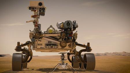 NASA produce oxígeno respirable en Marte