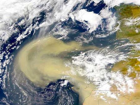 Polvo del Sahara potencialmente peligroso llega al Caribe y se acerca al sur de EEUU