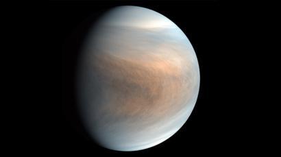 Detectan posible existencia de vida en Venus