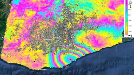 NASA informa que México se movió 45 cm luego del terremoto en Oaxaca
