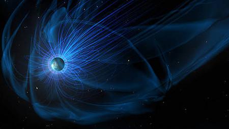 Sensores detectan una extraña anomalía en la magnetósfera
