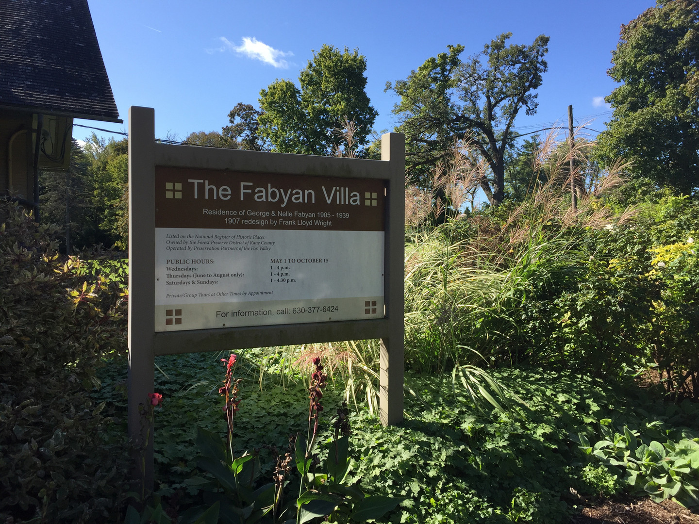 The Fabyan Villa & Japanese Gardens