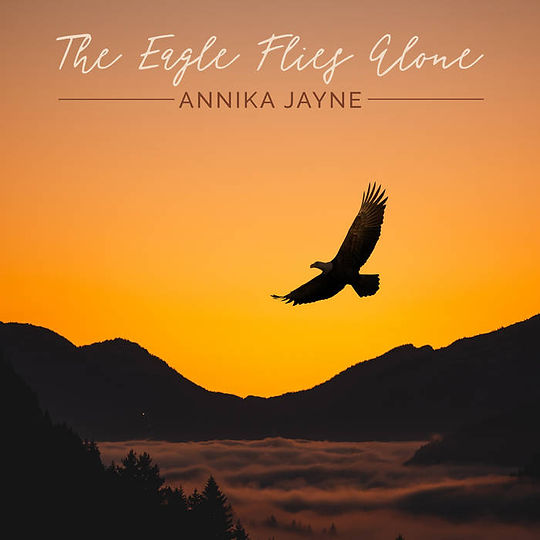 The Eagle Flies Alone