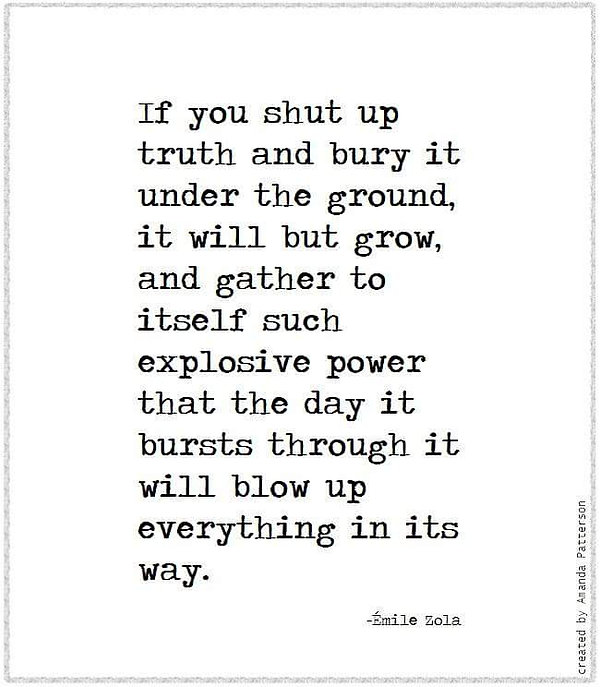 Quote on truth