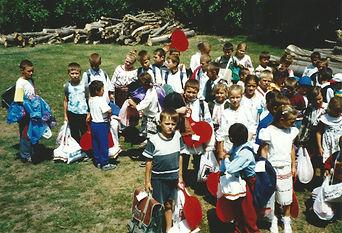 2003 - pakketten voor schoolkinderen in